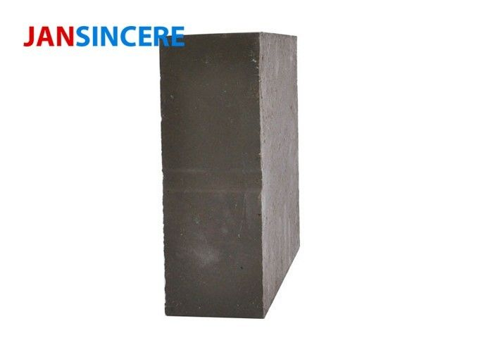Direct Bonded Magnesite Refractory Bricks For Cement Kilns High Temperature Resistance
