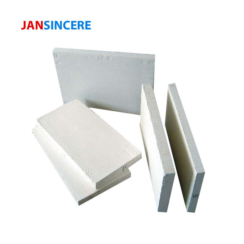 Fireplace Refractory Ceramic Fiber Insulation Low Thermal Conductivity Erosion Resistant